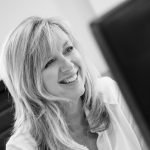 Picture of Lisa Bradley by Simon Clemenger photographer, commissioned business portrait for Pegasus PR