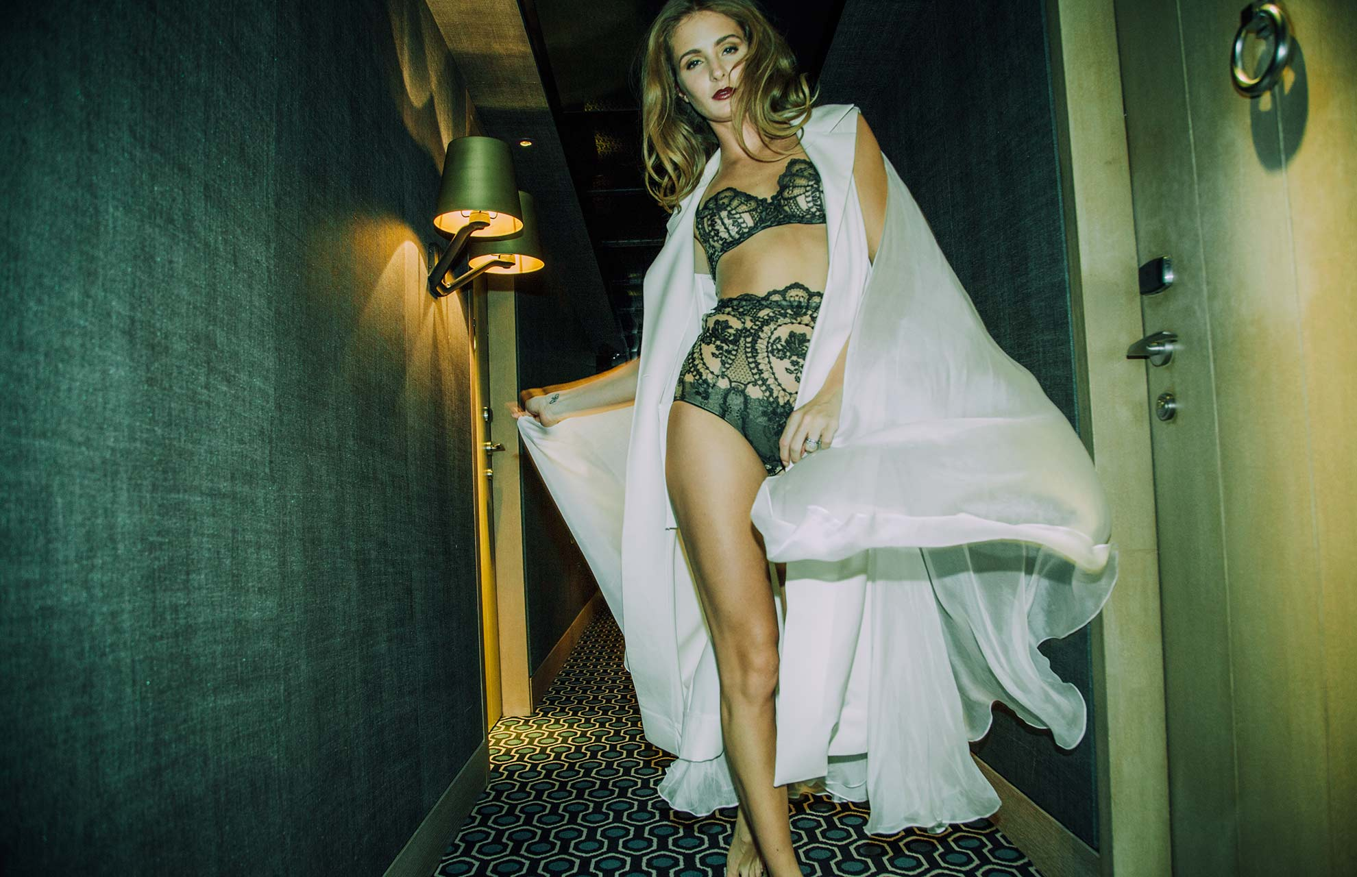 Millie mackintosh in underwear